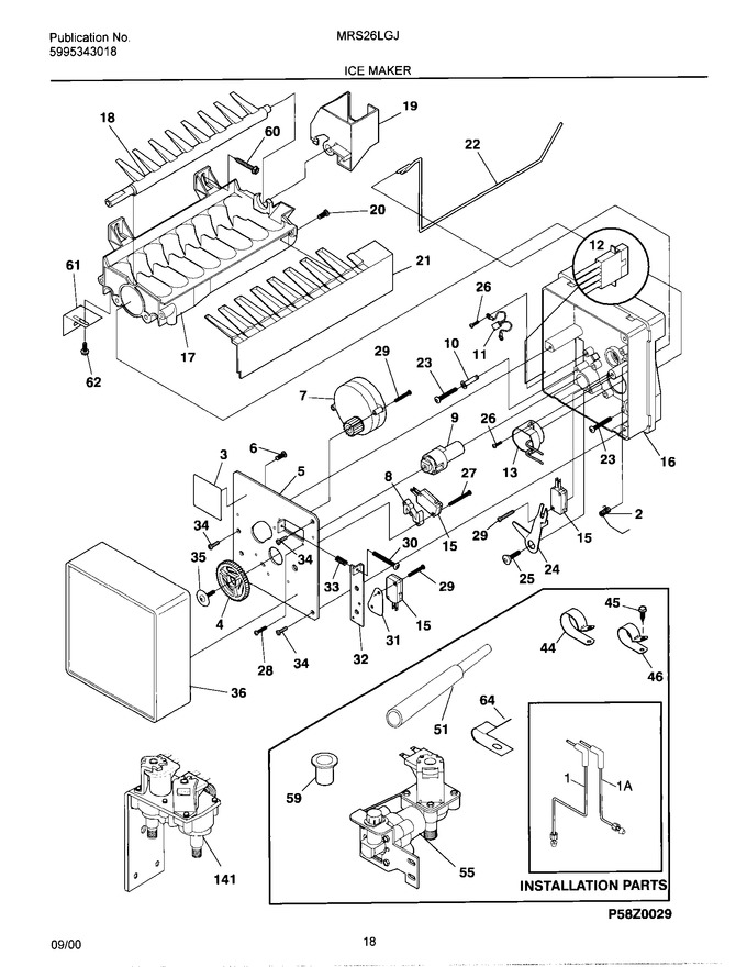 manitowoc ice machine manual iy0504a 161