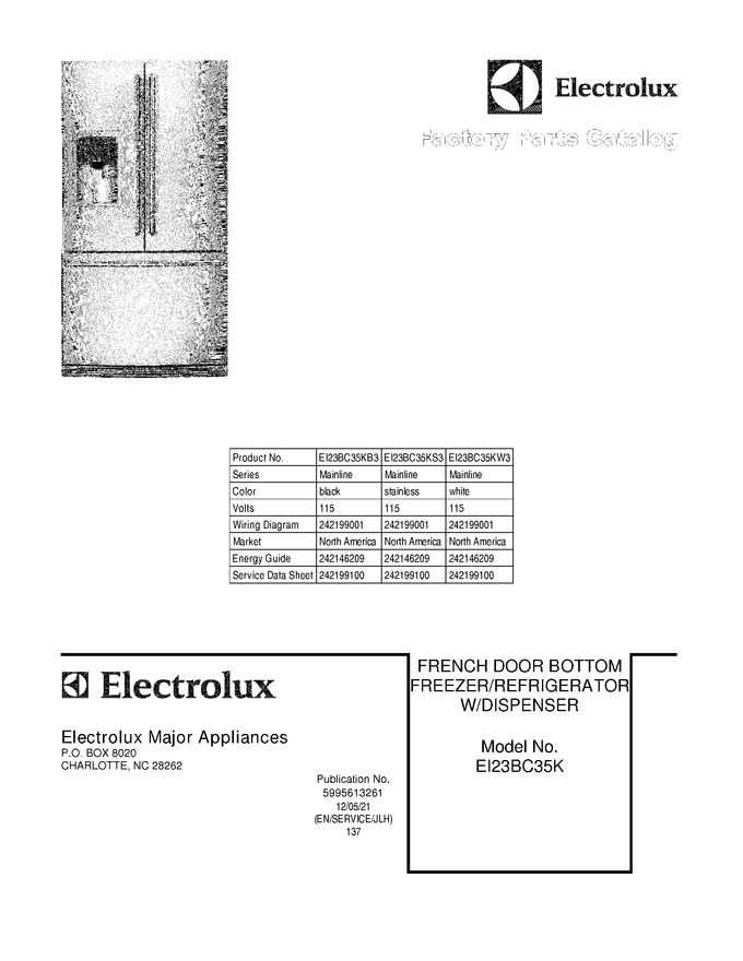 Diagram for EI23BC35KS3